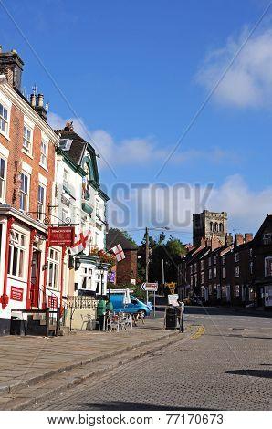 Market Place, Ashbourne.