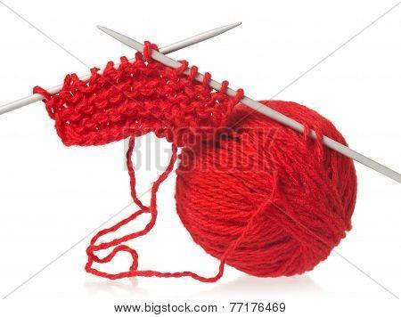 Model Of Knitting