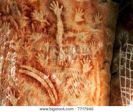 Ancient Hand Art