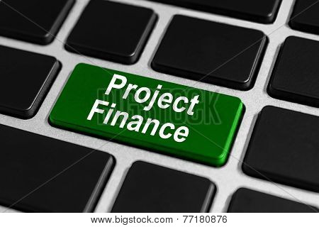 Project Finance Button On Keyboard