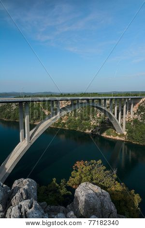 Krka bridge
