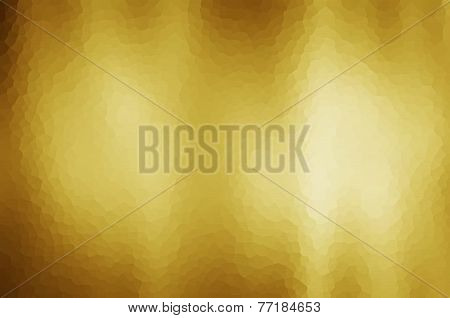 Abstract gold gradient  pattern background