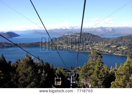 View At Bariloche