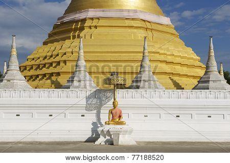 Wat Chumphon Khiri Mae Sot Tak province Thailand.