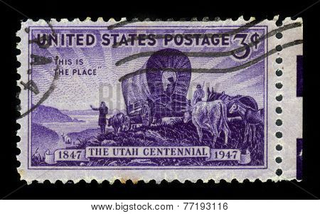First Settlers In Utah