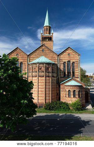St. Matthai Kirche