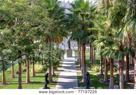 B. Gerald Cantor Sculpture Garden