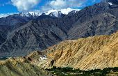 image of jammu kashmir  - Rocky mountains of Ladakh Jammu and Kashmir India - JPG
