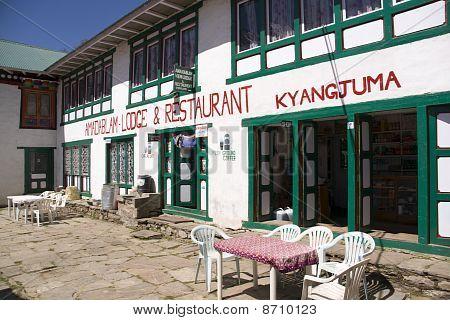 Nepalese Tea House