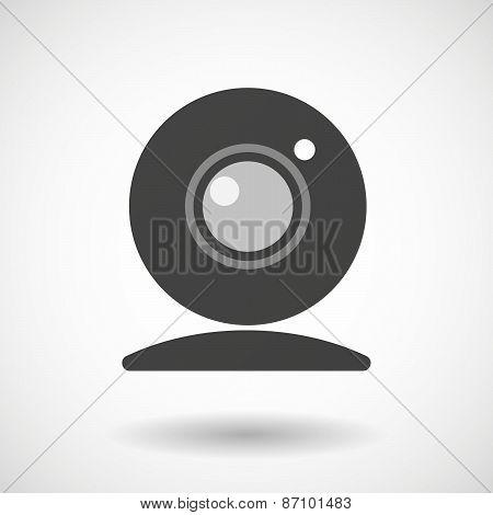 Grey Web Cam