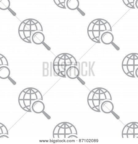 New World scan seamless pattern