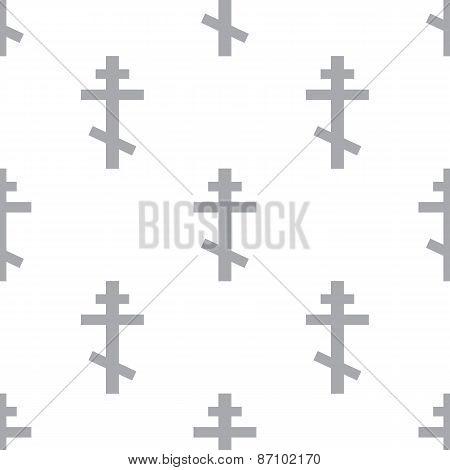 New Orthodoxy seamless pattern