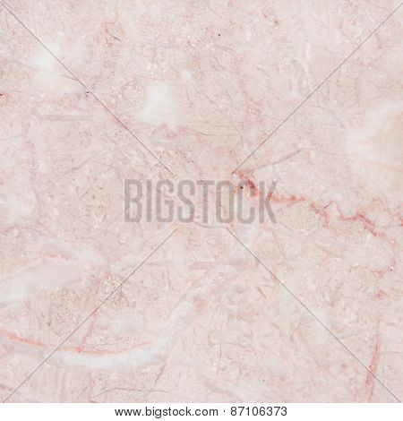 Pink Marble with natural pattern.
