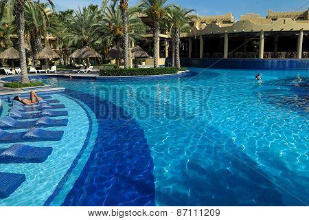 Riu Santa Fe Hotel At Cabo San Lucas, Mexico