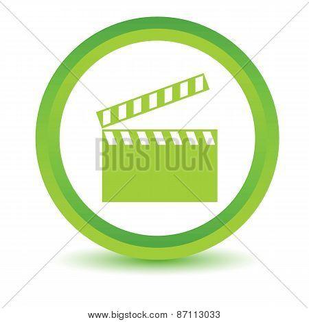 Green film icon
