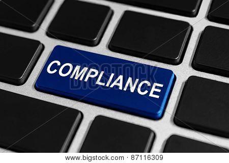Compliance Button On Keyboard