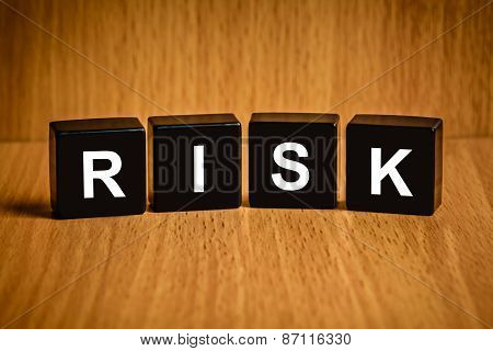 Risk Word On Black Block