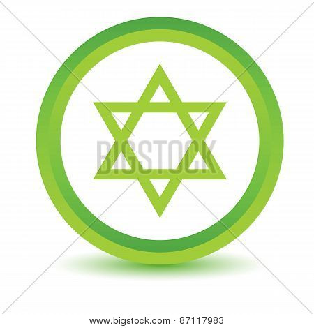 Green Judaism icon