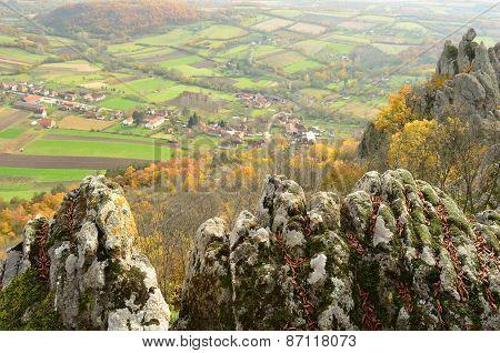 Autumn Rural Scenery