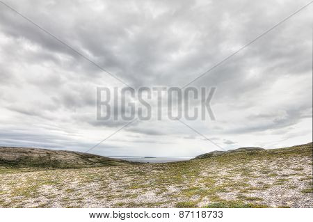 Northern Norwegian Landscape