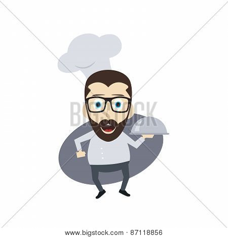 master chef cartoon