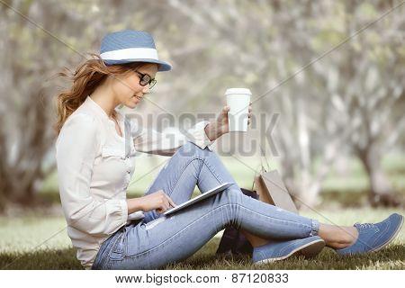 Studies In The Park.
