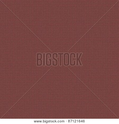 Abstract Solid Marsala Knitted Texture Made Seamless