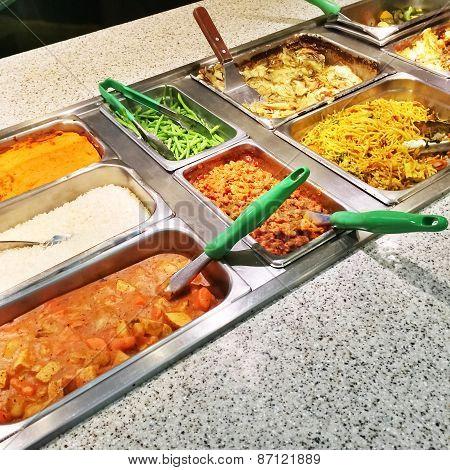 Vegetarian Buffet