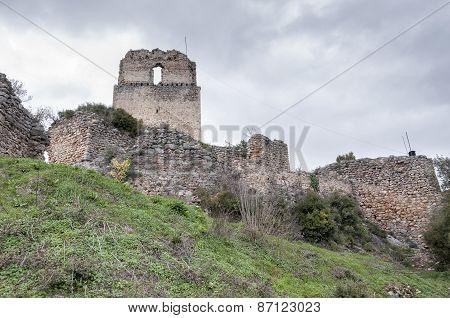 Ocio Castle Ruins
