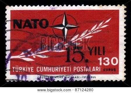 Emblem Of Nato