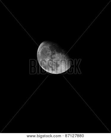 Moon Gibbous
