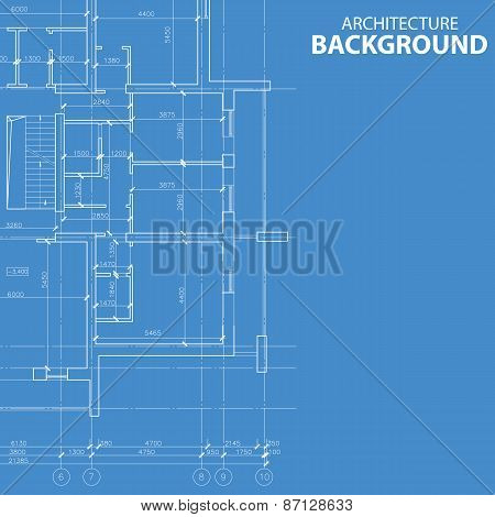 Blueprint architecture model