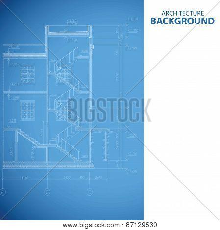 New building print