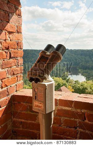 Stationary Binoculars