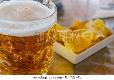 Beer With Potatoes