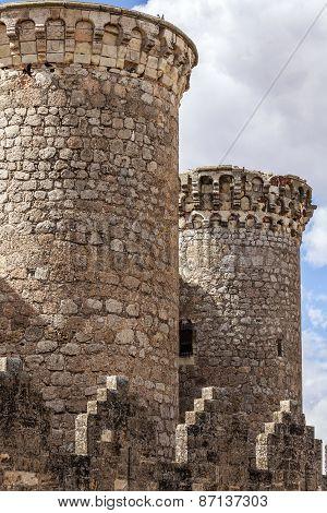 Belmonte Castle, Spain