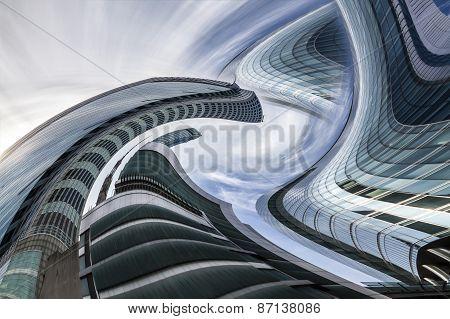 Architectural Vertigo