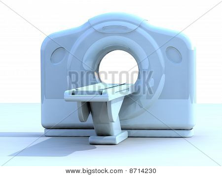 computed axial tomography ct or cat scanner