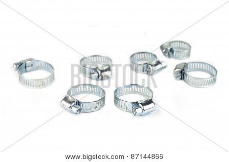 Metal Band Hose Clamp