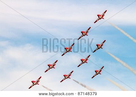 Canadian Forces Snowbirds