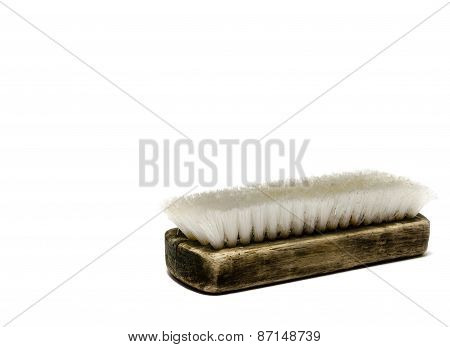 Old Scrubbing Brush
