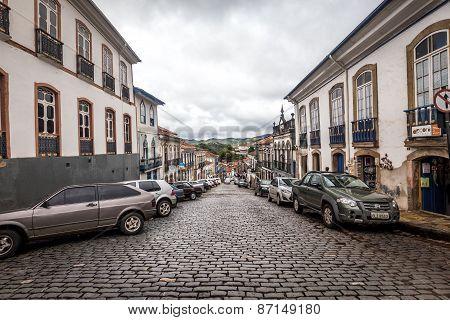 Ouro Preto, Brazil -
