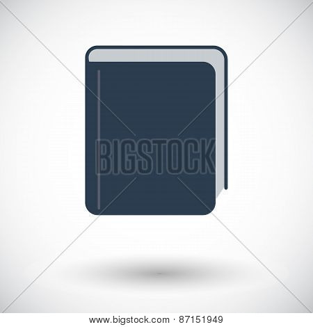 Book. Single icon.