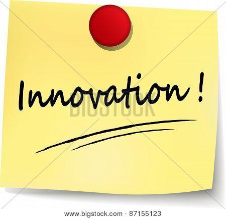 Innovation Note