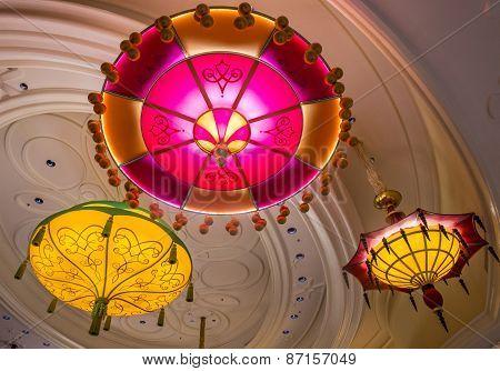 Las Vegas Parasol Bar