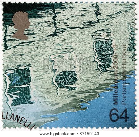 Portsmoth Harbor Stamp