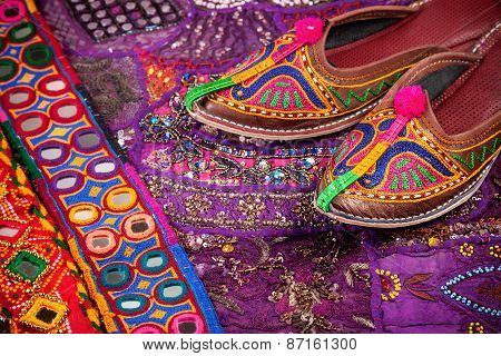 Ethnic Rajasthan Shoes