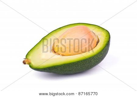 Half An Avocado