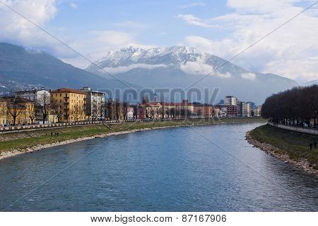 View Of Trento, Italy