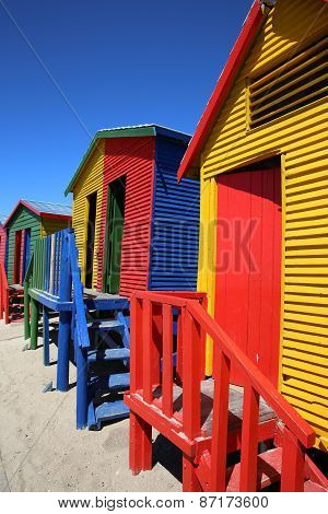 St James Beach. Cape Town